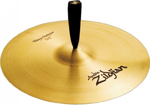 - Zildjian A0419 18-Inch Classic Orchestral Selection Suspended