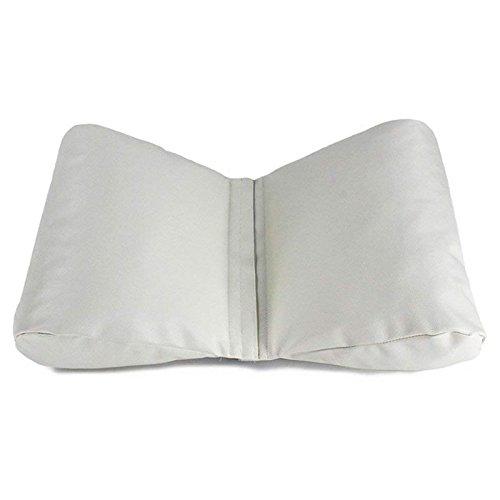 a forma di farfalla colore: bianco BKAUK in cotone Cuscino per foto neonato