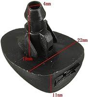 kineca Reemplazo para Citroen C3 C4 1 par Frontal de Coche ...