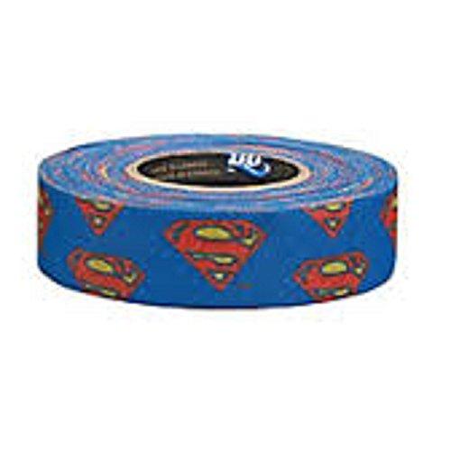 New Renfrew 1 Roll Superman Logo Ice Hockey Stick Blade Shaft Sports TAPE 24mmx18m -