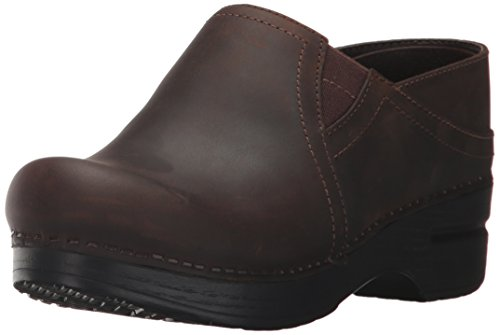 Dansko Women's Pepper Mule, Antique Brown Oiled, 41 EU/10.5-11 M US ()