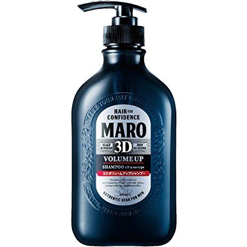 MARO 3D볼륨 업 샴푸 EX 460ml