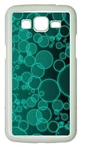 Green Bubbles Custom Samsung Grand 7106/2 Case Cover Polycarbonate White