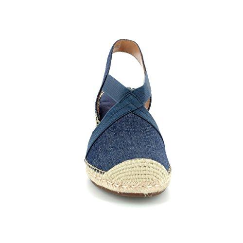 5 Denim D CLARKS Lela Womens Sandal 0 Petrina Clarks wXq86XY
