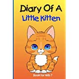 Book for kids: Diary Of A Little Kitten: An Unofficial Minecraft Book (Volume 7)