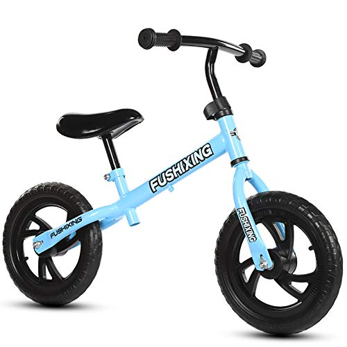 YTBLF Actividad para Niños De Alta Calidad Bicicleta Bicicleta Balanceador Andador Scooter 2-6 Años Sin Pedal Bicicleta De...