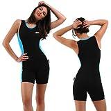 Stingray Australia Ladies Modest Swimsuit UPF 50+ (Large)