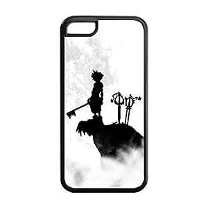 SUUERCustom Kingdom Hearts Personalized Custom Hard CASE for iPhone 5 5s Durable Case Cover