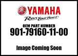 Yamaha 90179-16011-00 Nut; 901791601100 Made by