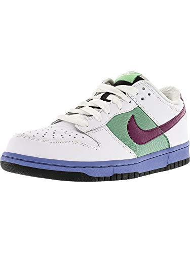 Nike High Dunk Womens - Nike Women's Dunk Low White/Logan Berry-Tourmaline Ankle-High Running Shoe - 11M