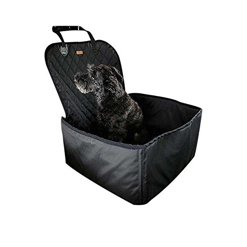 Cheap Sunnyillumine Waterproof Dog Pet Car Carrier Carry Storage Bag Booster Seat Cover 2 in 1 Carrier Bucket Basket TB Sale