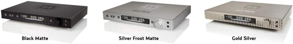 正規輸入品 MYTEK マイテック Manhattan DAC II ゴールド ES9038PRO 32bit/384kHz PCM DSD265対応 認証取得済みハードウェアMQAデコーダ内蔵 バランス駆動対応 ヘッドホンアンプ MTK-DA-MHT-2-G