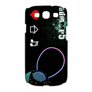 CTSLR Deadmau5 Hard Case Cover Skin for Samsung Galaxy S3 I9300-1 Pack -6