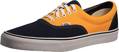 vans-mens-era-dark-blue-sport-yellow-ankle-high-canvas-fashion-sneaker-13m
