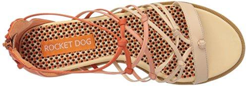Rocket Dog Somma Mujer Fibra sintética Sandalia Gladiador