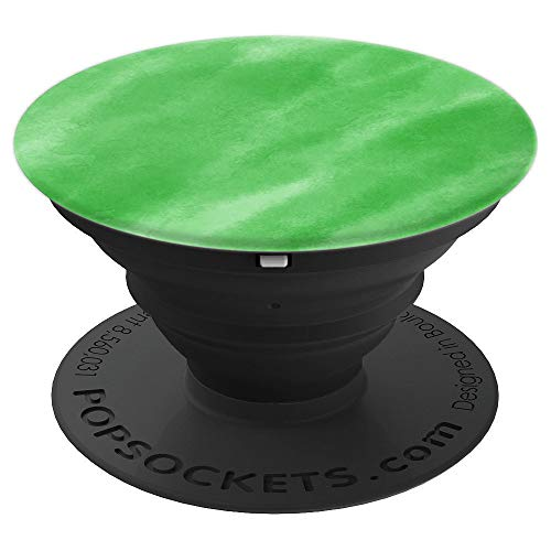 Haze Green - Green Haze - PopSockets Grip and Stand for Phones and Tablets