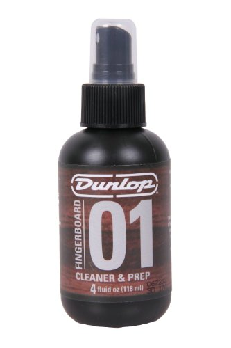 Dunlop 6524 Fingerboard 01 Cleaner & Prep 4oz.