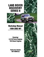 Land Rover Discovery Series II 1999-03 W