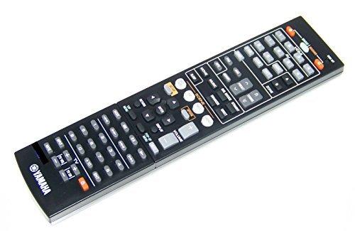 OEM Yamaha Remote Control: RXV473, RX-V473, RXV573, RX-V573, RXV573BL, RX-V573BL