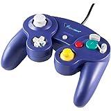 Virtual Zone Control Alámbrico para Nintendo Gamecube Marca (Violeta)