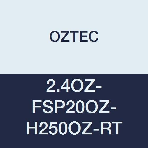 OZTEC 2.4OZ-FSP20OZ-H250OZ-RT Concrete Vibrator 1 Phase AC//DC 2-1//2 Rubber Tip Head 20/' Pencil Shaft 2-1//2 Rubber Tip Head 17 Amp Motor 20 Pencil Shaft