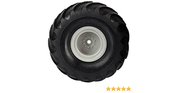 Monster Truck Tires >> Amazon Com Traxxas 7265 Dual Profile 1 5 Outer 2 2 Inner
