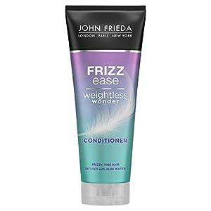 John Frieda Acondicionador Antiencrespamiento 250ml | Pelo Fino y Encrespado | Solido