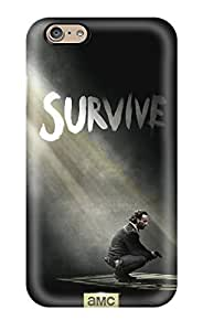 New Style PhilipWeslewRobinson Hard Case Cover For Iphone 6- The Walking Dead