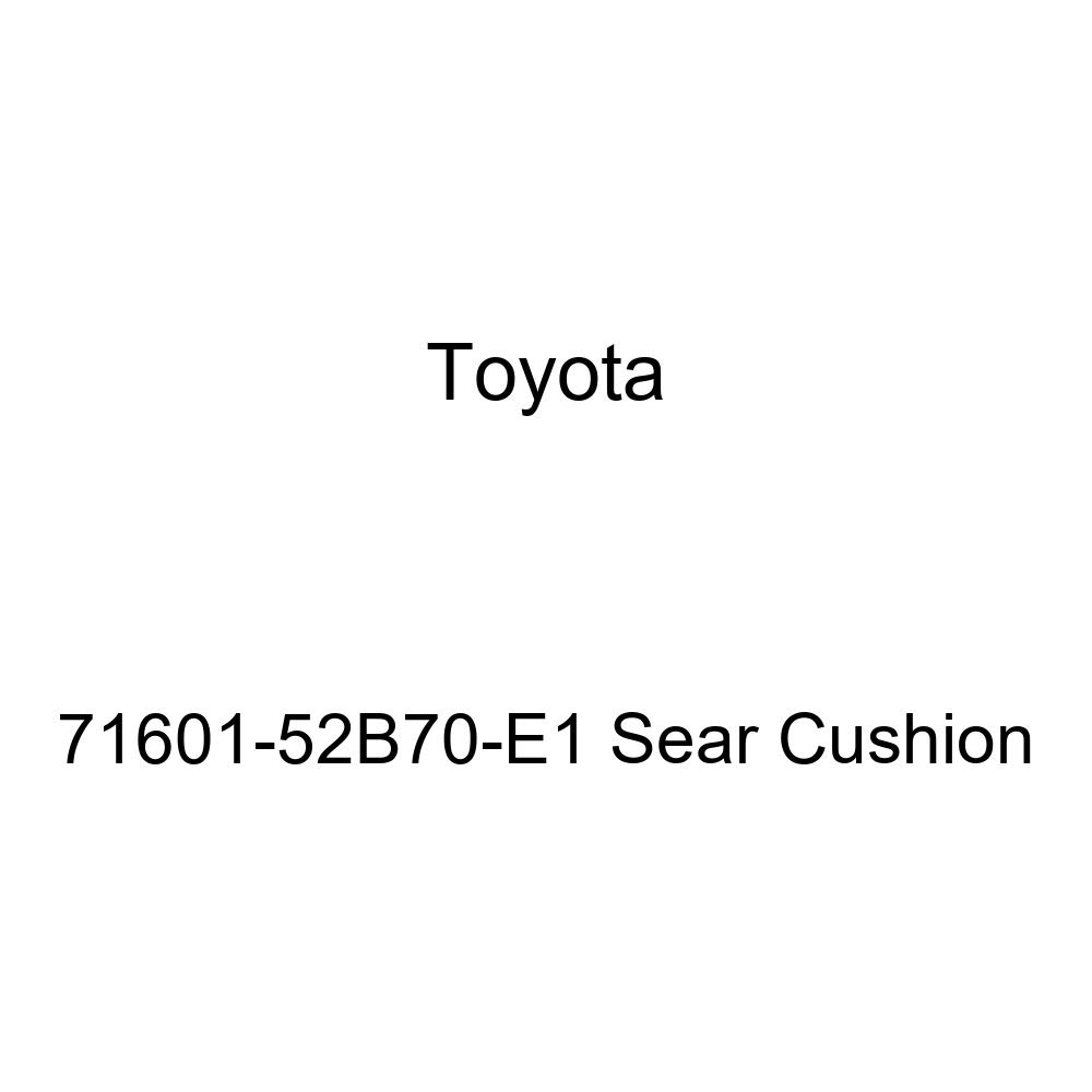 Toyota Genuine 71601-52B70-E1 Sear Cushion