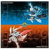 Pokemon Card Game - Play Mat [Black Kyurem/ White Kyurem] by Pokémon