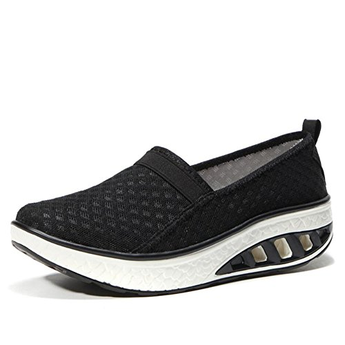 Femmes Chaussures Maille Printemps Automne Mocassins & Slip-Ons Conduite Chaussures Fitness Shake Chaussures Secouer Chaussures Secouant Chaussures Mocassins plats Sneakers Chaussures de sport Chaussu C