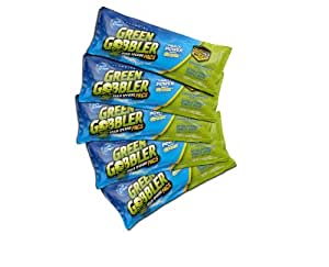 Green Gobbler Drain Opening PAC'S - 8.25 oz 5 pack
