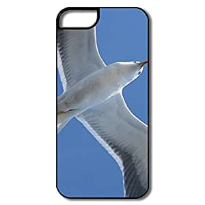 Cool White Seagull IPhone 5/5s Case For Couples by icecream design