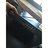 DELL PowerConnect 2708 Web-managed Switch, 8 Port GE