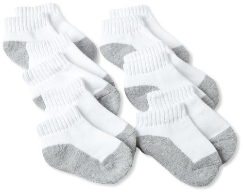 Fruit Of The Loom Toddler Boys 6 Pack Low Cut Sock