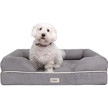 Amazon.com : JOYELF Memory Foam Dog Bed Small Orthopedic