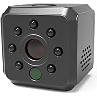 Mini Spy Hidden Camera,IMDDS 1080P Surveillance HD Camera Portable Video Recorder with Night Vision and Motion Detection,Perfect Indoor Security Camera for Home and Office - No WiFi Function