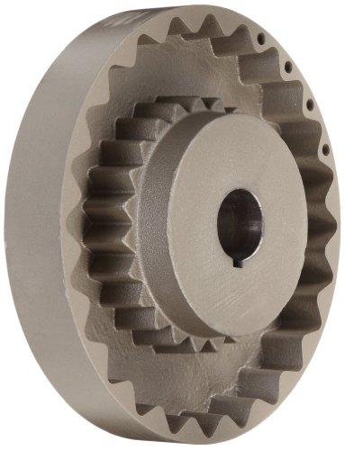 MARTIN 11S 1 3/8 Quadraflex Coupling Flange, Cast Iron, I...
