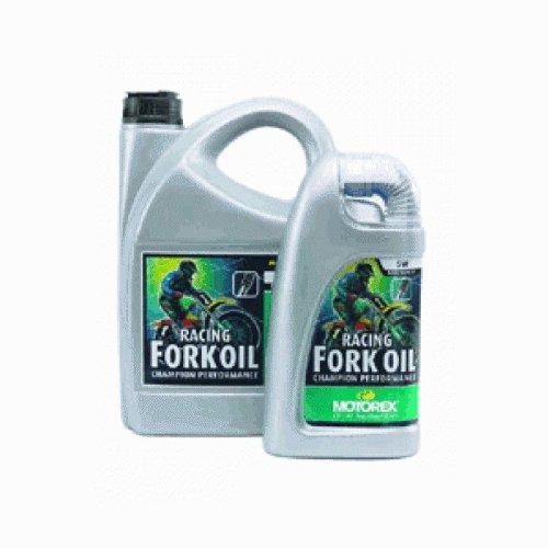 Motorex - Fork Racing Oil - Huile de fourche, 7,5W, 1 L
