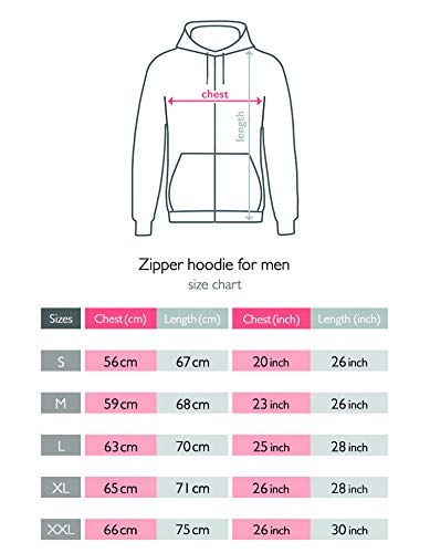 Mens Men Pullover Locked Jumper Sher Clothing Large Cotton Soft 100 Estoy Am I Zipper For Hoodie Ofzq0