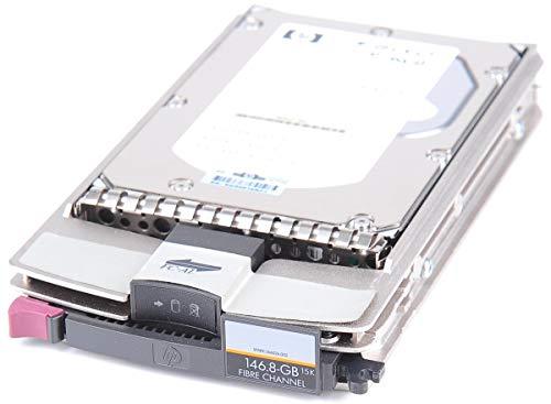 HP HDD 146GB FC 15K HOT-SWAP DUAL-PORT (Certified Refurbished) 15k Fc Hard Drive
