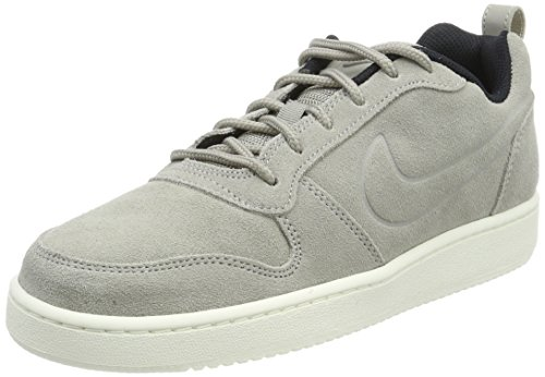 Gris Nike Cobblestone Court Premium black Borough Low para Hombre Zapatillas x7Bx0qw