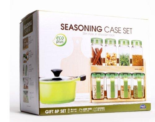 Lock And Lock Seasoning Condiment Spice Food Storage