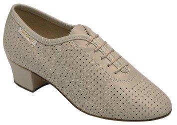 """1026 Ladies' Practice Shoe with a 1.5"""" Block Heel"""