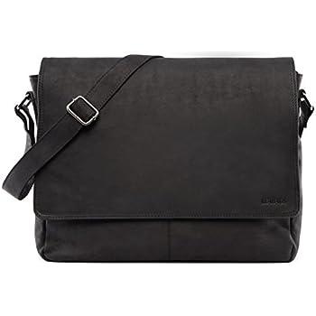 Amazon Com Leabags Oxford Genuine Buffalo Leather