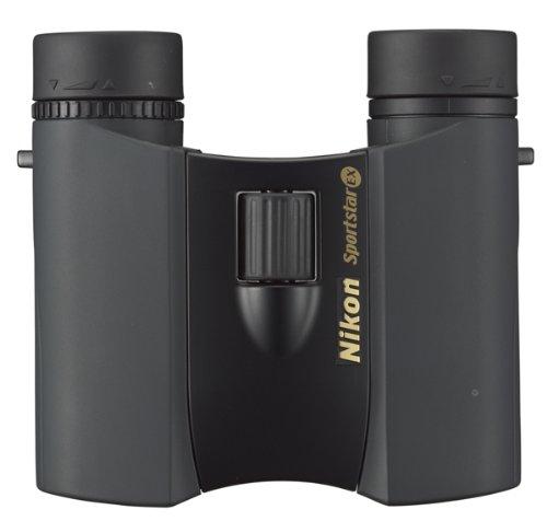 Nikon Sportstar EX 8x25DCF Binocular Negro 8X, 2,5 cm, Negro, 3,1 mm, 1 cm, 8,2/° Binoculares