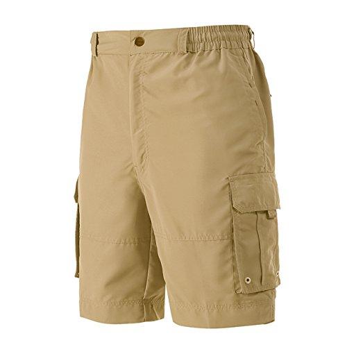 awave-outdoor-sports-cargo-short-elastic-waist-flat-front-quick-dry-xxl-arcon