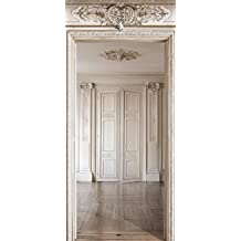 """""""Velvet Decor Haussmann Style Indoor Perspective"""" French wallcovering and home wallpaper"""