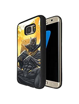coque samsung galaxy s6 edge black panther
