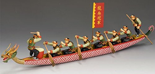 King & Country HK209M The Champions' Dragon Boat
